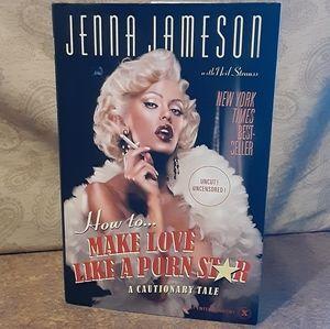 "Jenna Jameson Uncut! Unsensored! ""How to...Make Lo"